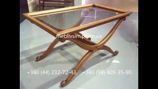 Журнальные столы со стеклом. Стол журнальный С1(, 2014-01-29T17:28:35.000Z)