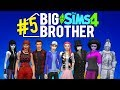 Sims 4: Big Brother - SONG OF FIRE AND ICE - Episode 5