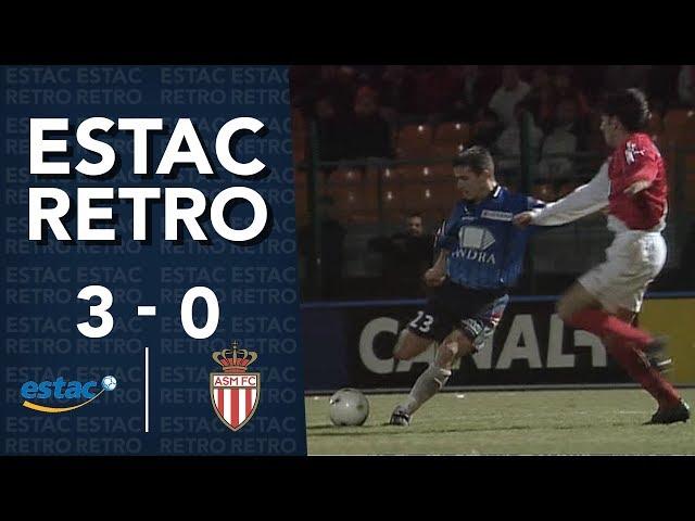 Rétro⎥Estac 3-0 Monaco : Les Troyens intraitables à la maison (2002)