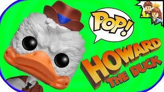 Howard the Duck Funko POP! Marvel Bobblehead Review