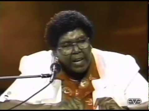 Barbara Jordan 1992 Democratic National Convention Keynote Address