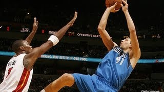 Dirk Nowitzki - The Art of Fadeaway