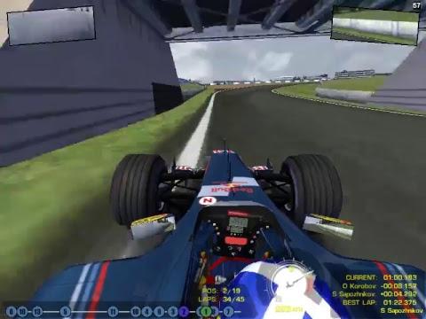 Формула-1. Гран-при Великобритании 2017. Гонка (