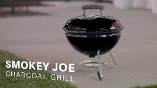 Smokey Joe Charcoal Grill   Weber Grills