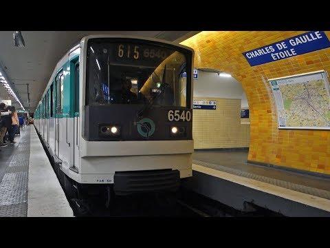 Paris Metro - Charles de Gaulle - Etoile
