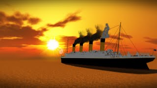 Titanic 3D Animation (2015)