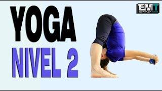 Yoga dinámico nivel II - Espalda y Hombros | Día 7 Cuerpo Perfecto en 4 Semanas