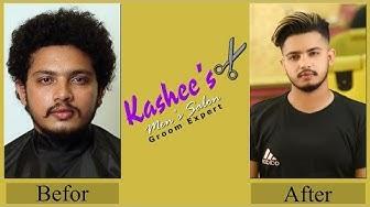 Kahees Men Saloon Hair Cutting & Style Up