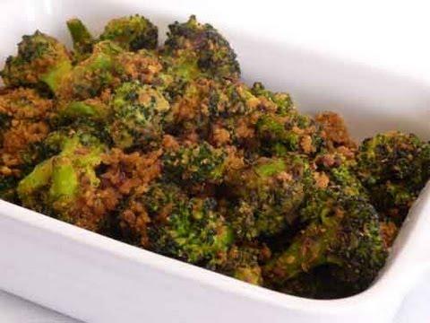 Broccoli With Besan Subzi Indian Recipe Youtube