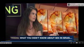 69 Things you didn't know about sex in Israel
