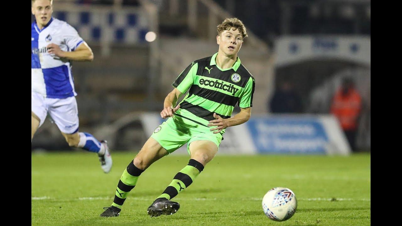 e93de705dcda42 Jordan Stevens pre-Crawley. Forest Green Rovers F.C.