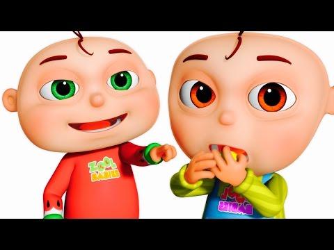 Five Little Babies Tasting Lemon | Five Little Babies Collection | Zool Babies Fun Songs