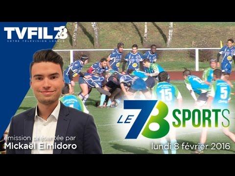le-78-sports-edition-du-lundi-8-fevrier-2016