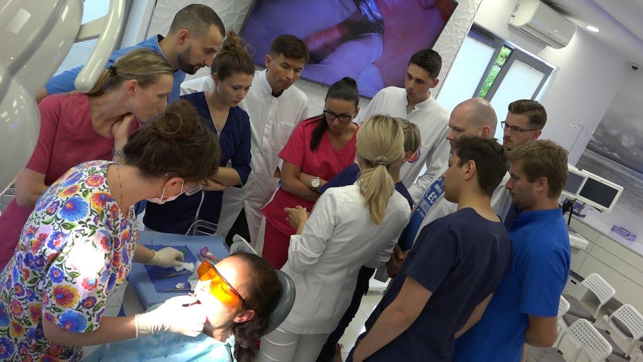 Practiculum Implantologii Sezon X AB sesja 3 dzień 2