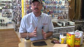 Springfield Leather Company's Helpful Hints: Adhesive Savvy