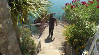 Zimmer mit Ausblick - Hotel Kalura in Cefalu auf Sizilien (Musik: Mickey Monroe)  - IDee