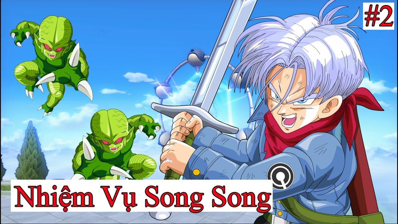 7 Viên Ngọc Rồng Tập 2: Nhiệm Vụ Song Song Và Đánh Bại Saibaman