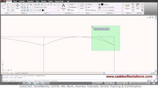 AutoCAD Nut & Bolt Drawing Tutorial