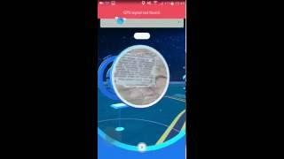Pokémon Go  fake gps não da nada ?  gire 40 vezes o pokestop que volta ao normal