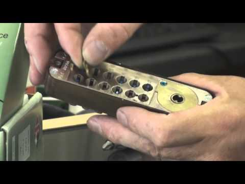 LocksOnline - How To Change The Code Of A Lockey, Mechanical Codelock Available From LocksOnline
