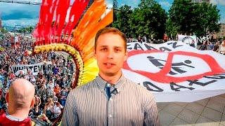Rosjanin o parada równości. Борьба за права: геи, лесбиянки, бисексуалы, транссексуалы