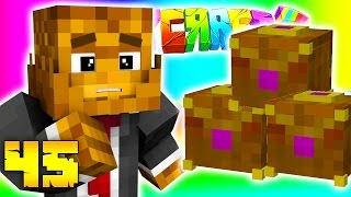 Minecraft CRAZY CRAFT 3.0 - PANDORA