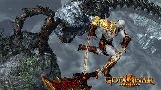 GOD OF WAR 3: CHAOS (Very Hard) Speedrun Sem Glitch Meu Tempo - 4:23:35 - WR - 4:15:41 [PS4]