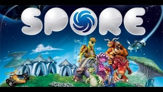 Spore #1 - Личинка в огромном мире