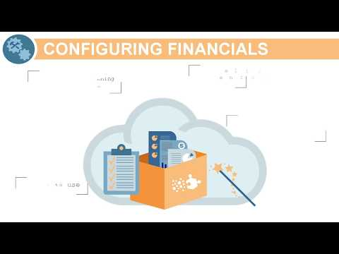 Configuring Financials in Oracle Enterprise Planning and Budgeting Cloud