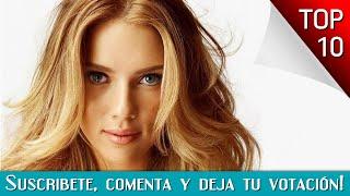 Las 10 Mejores Peliculas De Scarlett Johansson