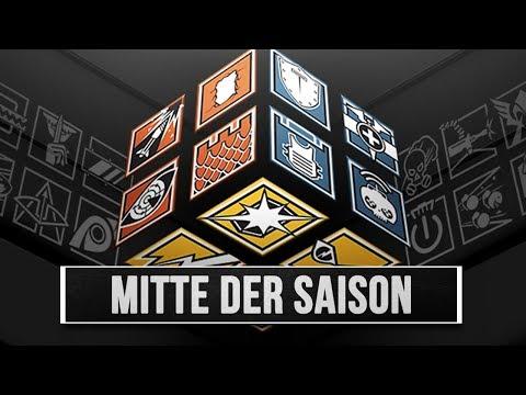 Mitte der Saison: Operator Nerfs/Buffs - Rainbow Six Siege Chimera