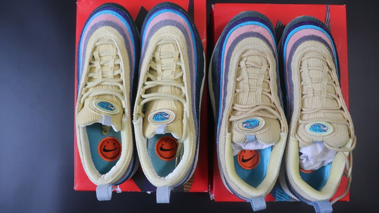 Giày Nike Airmax 197 Sean Wotherspoon