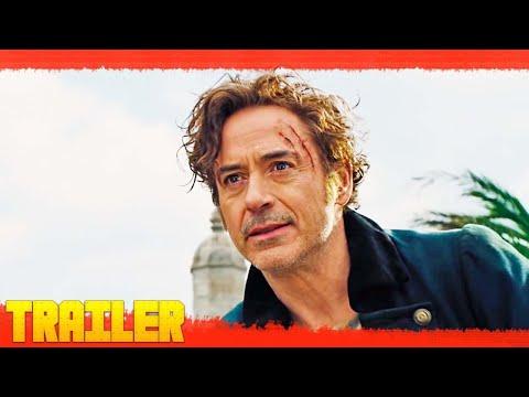 Las aventuras del doctor Dolittle (2020) Tráiler Oficial Español