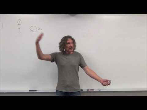 Category Theory 3.1: Examples of categories, orders, monoids