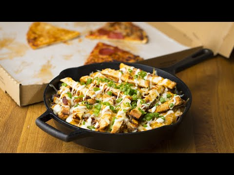 Leftover Loaded Pizza Fries in 15 Minutes or Less // Presented by BuzzFeed & GEICO