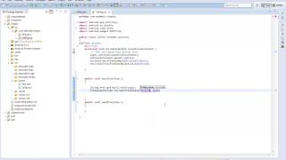 Lecture 14 - Reading / Writing Data on Android Internal File System