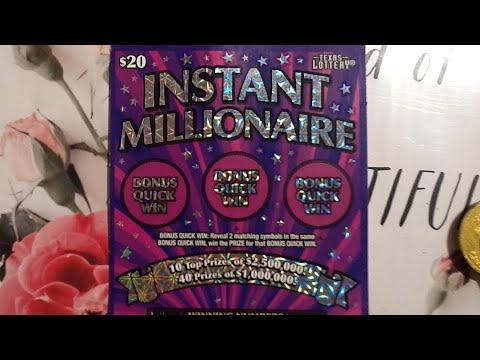 NICE WINNER!! $50 TEXAS LOTTERY PLATINUM - IM GROUP BOOK #21..1 SPOT LEFT + HIGH ROLLER IS FULL!!