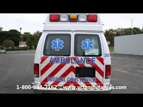 National Event Services Takes Delivery of Their New AEV | VCI ...