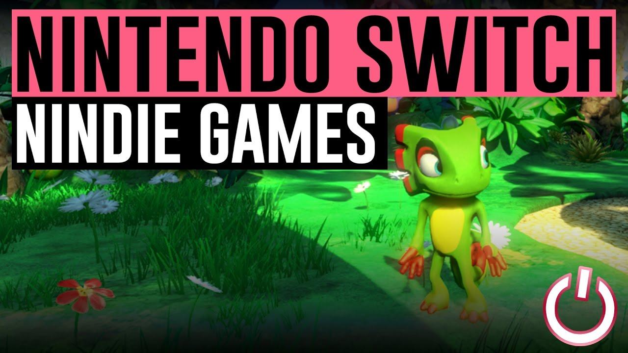 Nintendo Switch Indie Games Revealed Nintendo Nindie