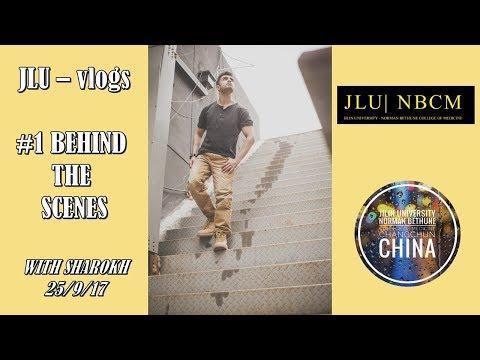 Jilin University Medical School - vlogs (#1 Behind the scenes)