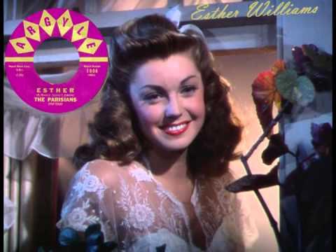 PARISIANS - Esther (1961) A Theme for Esther Williams