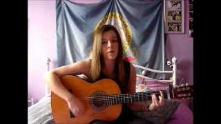 American honey Lady Antebellum original acoustic cover by Katie Hill