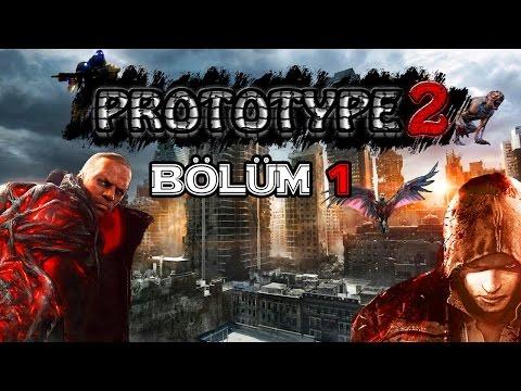 Prototype 2 Türkçe Altyazılı Bölüm 1 - BİYOLOJİK SİLAH MERCER!