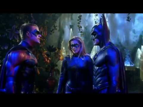 1997 Batman & Robin Trailer