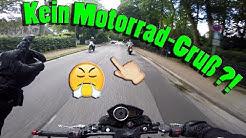 Motorrad Gruß Pflicht?! | Hässliche Blinker | Moto Vlog