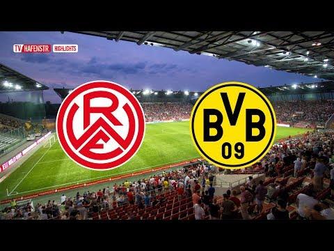 1. Spieltag: RWE - BVB U23 (Saison 2019/2020)