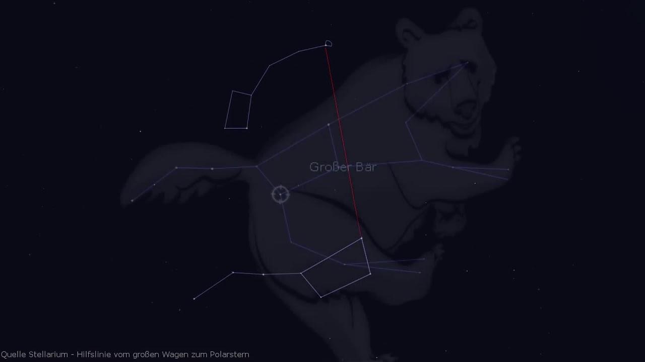 02.05. // Blick in den Sternenhimmel