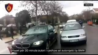 Kapet per 30 minuta autori i vjedhjes se nje automjeti