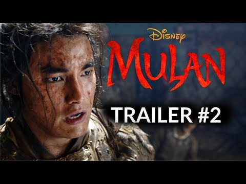 disney's-mulan:(2020)--trailer-#2---liu-yifei-(re-imagined)