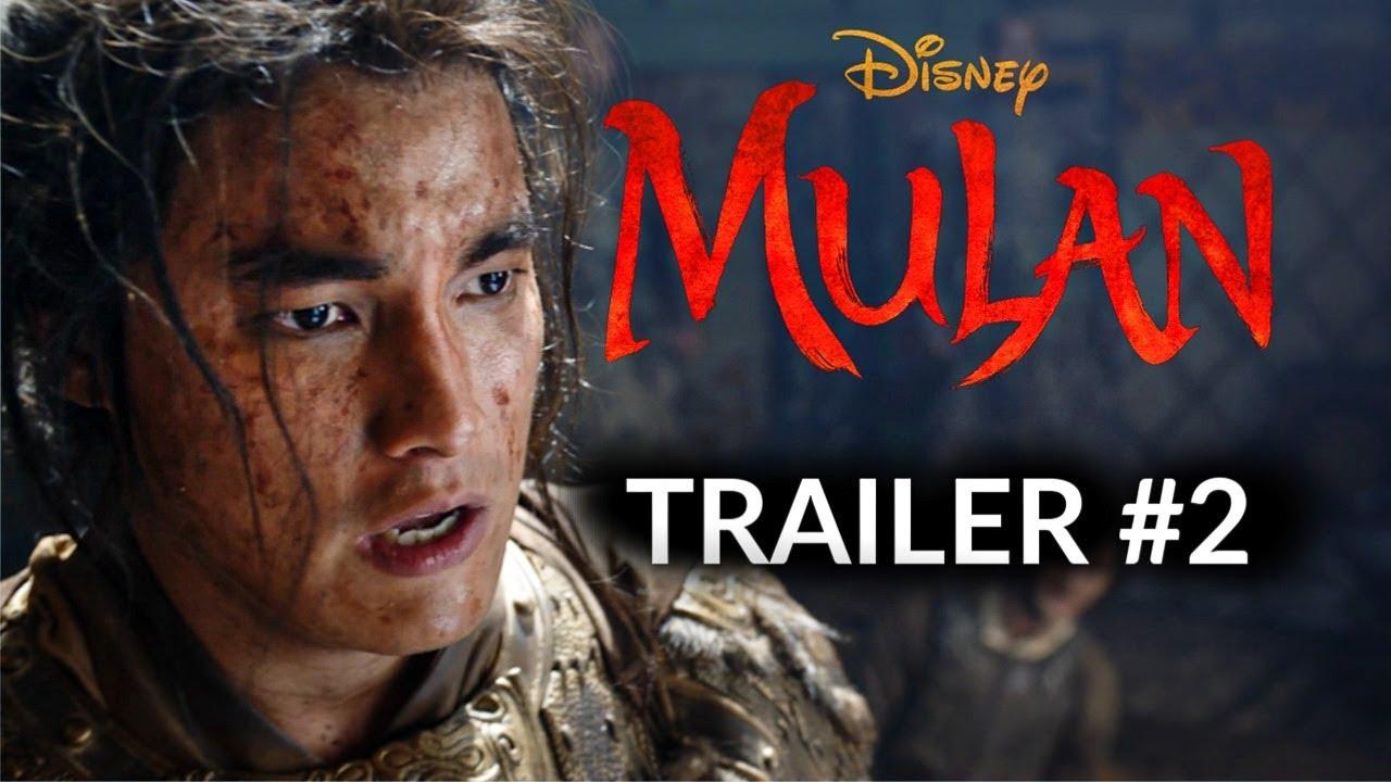 Disney's MULAN:(2020) -TRAILER #2 - Liu Yifei (RE-IMAGINED)